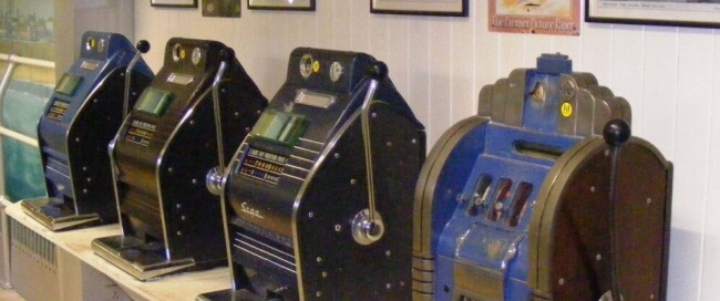Evolution of Slot Machines in the 70s