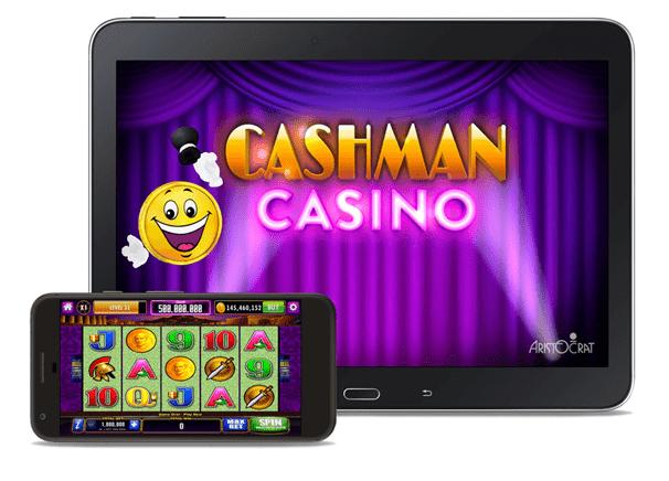 Cashman casino Fun app