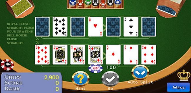 Classic Pai Gow Poker