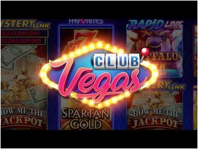 Club vegas casino app
