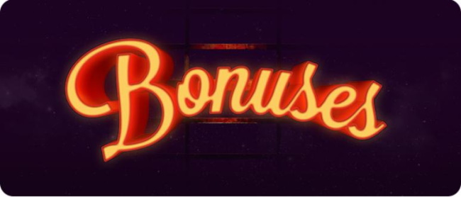 Collect the best bonuses