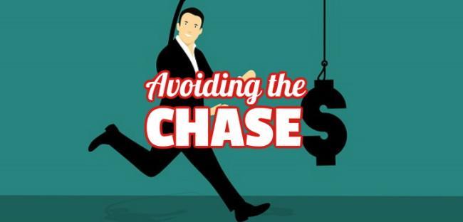 Don't chase losses