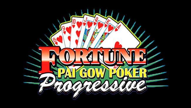Fortune Pai Gow Poker Progressive