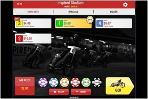 Four Virtual Sports Games at Play Now Canada- Speedway go