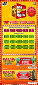 How to play the price is right scratchie at play now casino Canada- Rules of the game