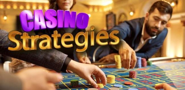 Learn casino game strategies