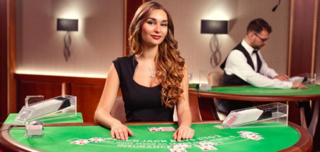 Live Dealer Blackjack Benefits