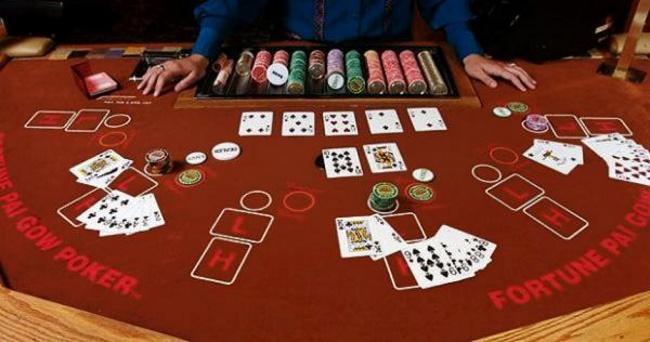 Live Dealer Pai Gow Poker