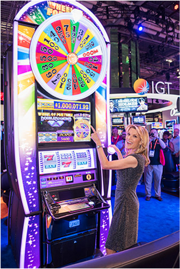 Wheel of Fortune Slots at online casinos in Canada