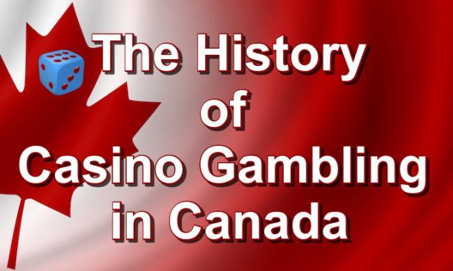 Gambling in Canada in the 1900s
