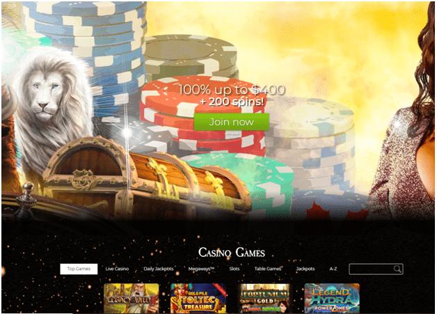 Casino.com Canadian site