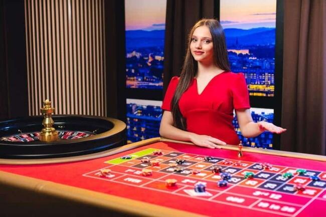 Live Dealer Roulette for Real Money