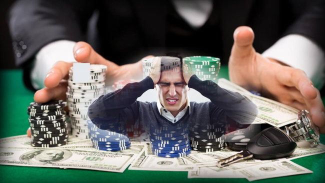 Understand you cannot win in the long run with the casinos