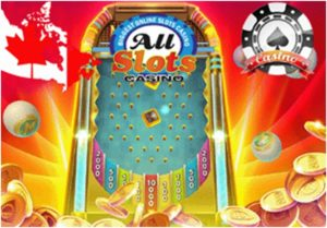 Clear play bonus system at All Slots Casino