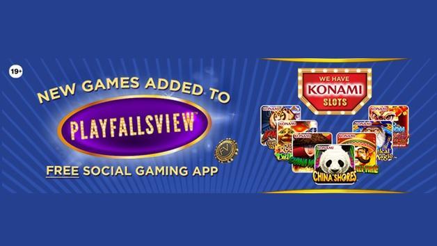 Fallsview casino app