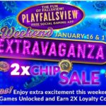 Free chips at Falls View Casino
