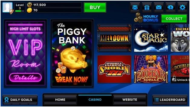 Games to play at Play Falls View app