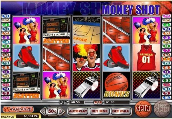 Money shot slots