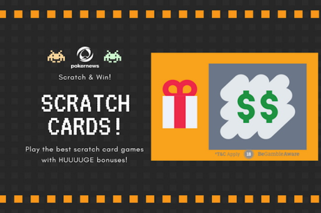 3 Best Scratch Cards from Microgaming to win up to 2,500 Times your Bet