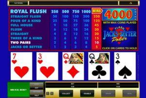 How to Play 4-5 Bonus Video Poker