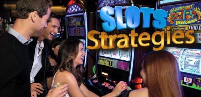 Simple Slots Strategies that Work