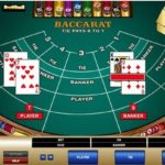Baccarat game to play