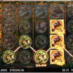 King Kong Fury Game Bonus Round
