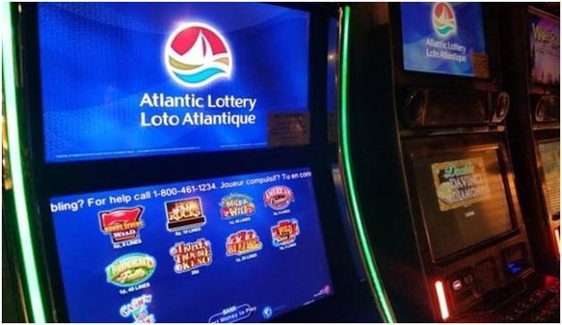 Atlantic Canadian lotteries
