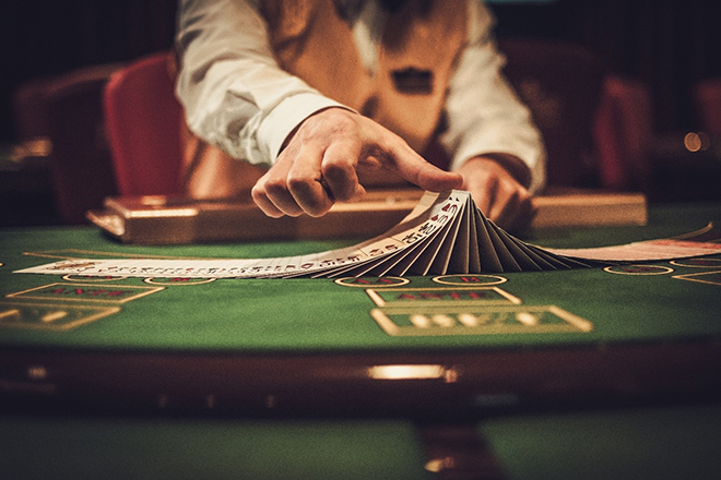 Casinos and taxes