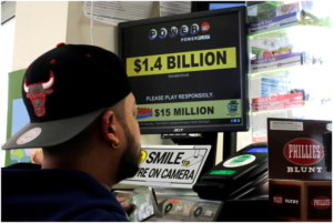 Powerball Lottery in US