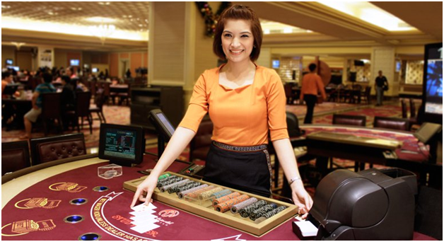 Rules to play casino stud