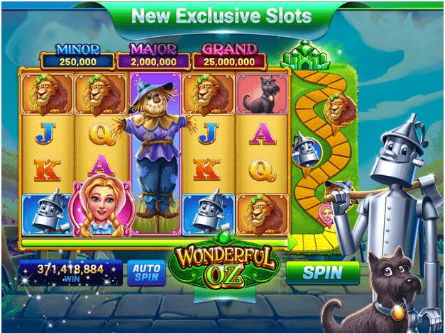 GSN casino new slots