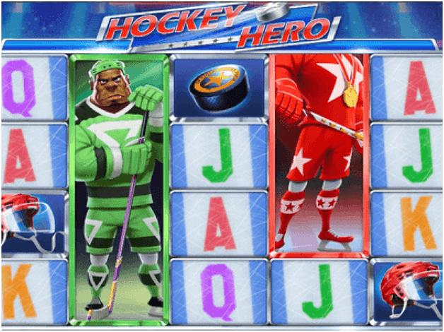 Hockey Hero slot