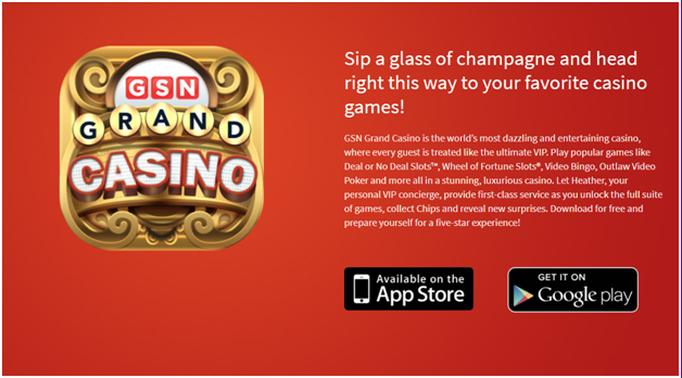 How to get started at GSN Grand Casino