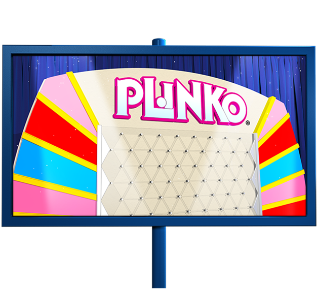 How to redeem a prize if you in Plinko in Canada