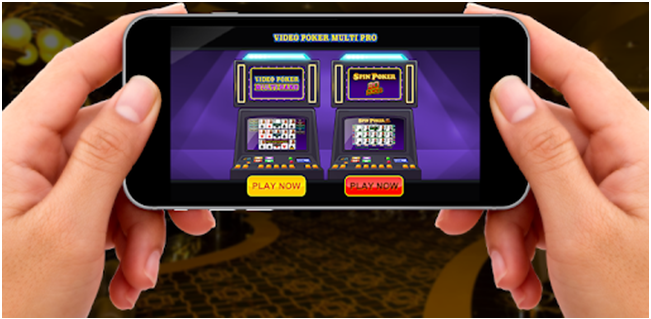 Mutlihand video poker