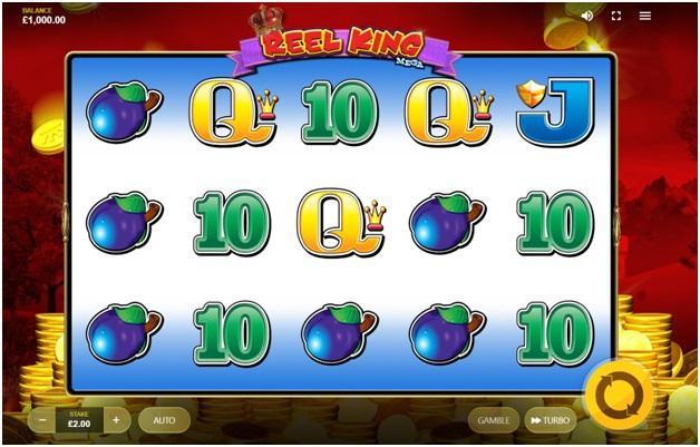 Reel King Mega – Game Symbols
