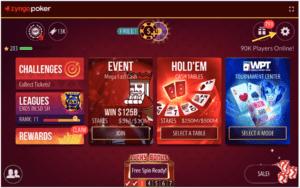 Zynga poker Canada